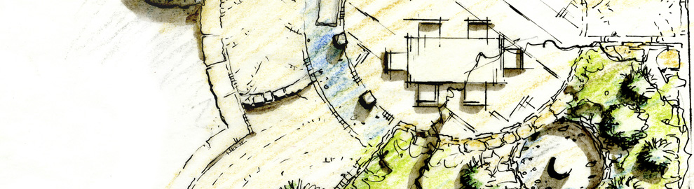 Garden Landscape And Design Drawing GLADD